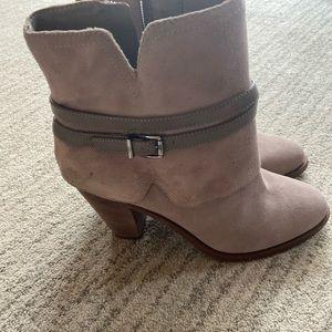Jessica Simpson booties. Size 8, never been worn